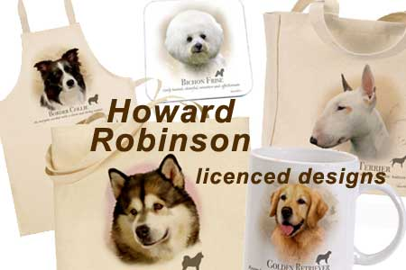 Official Howard Robinson merchandise producer