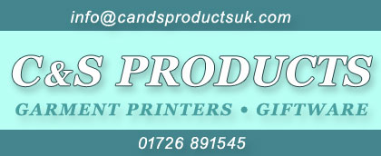 C&S Products - quality wholesale Garment Printers